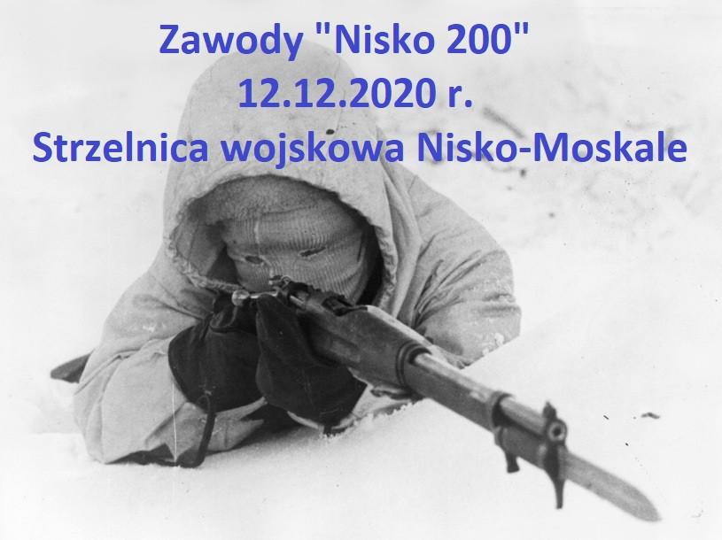 """Zawody """"Nisko 200"""""""