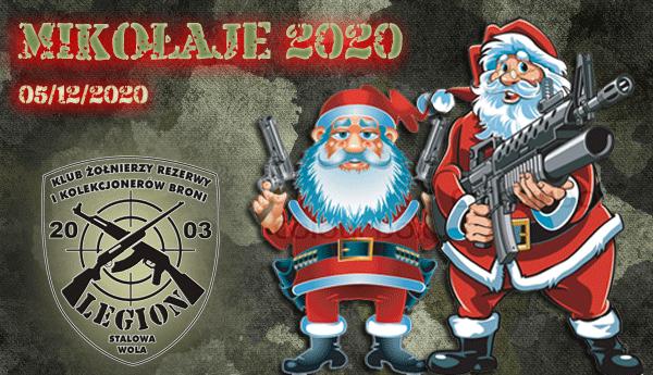 Zawody - Mikołaje 2020